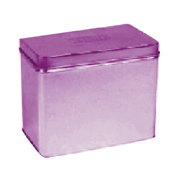 Gift tin box, can be printed with your design, 3,000 molds for your choice