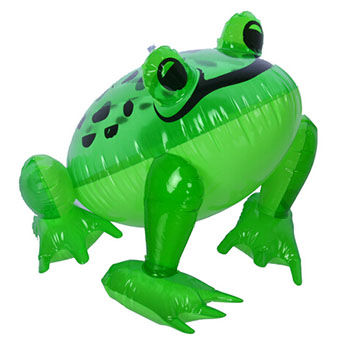 Mini Inflatable Animal, Eco-friendly, Non-toxic, Suitable for Children, OEM Orders Welcomed