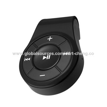 Bluetooth Receiver, Five Buttons with Easy Control, Supports Calling, Music/Dual Microphone