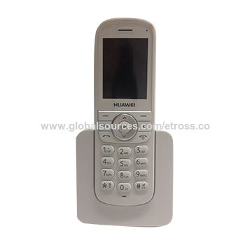 GSM 3G Cordless Phone with Color LCD for Huawei ETS 3