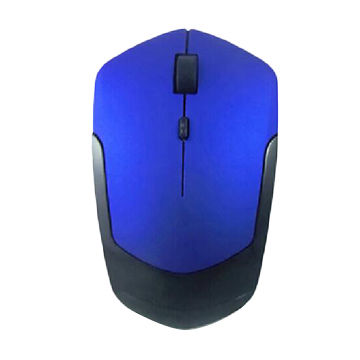 Wireless mouse, unique design, both Bluetooth and wireless are available