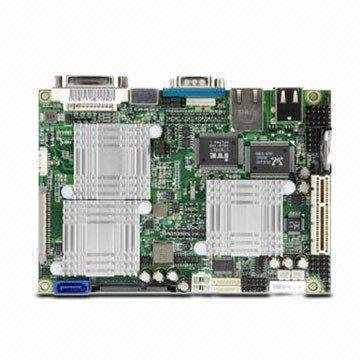 3.5-inch Embedded SBC with Intel Atom N270 and Intel 945GSE+ICH7-M Chipset
