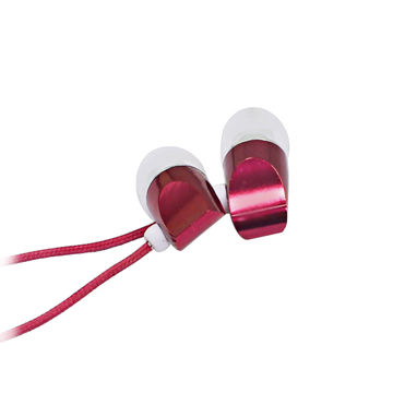 Fashion earphone for iPhone with CE and RoHS certificates