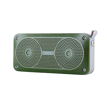 2016 Hot Mini Bluetooth Speaker, Supports 2 Play Modes, Bluetooth, Aux-in, IPX4