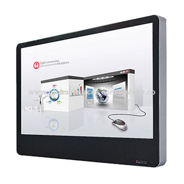 65-inch full HD LCD touch display monitor