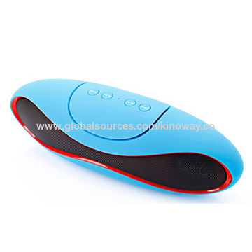 New style football factory outlet Bluetooth stereo speaker