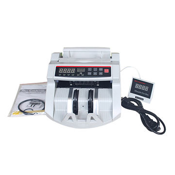 Automatic bill counter banknote counter
