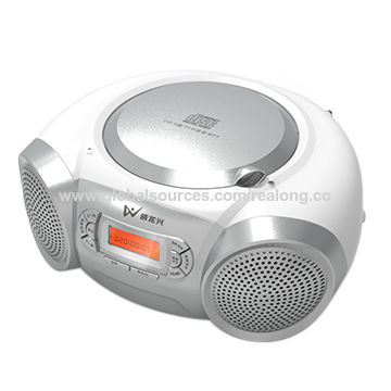 Intelligent portable learning machine with 8 CD/USB/radio/MP3 functions