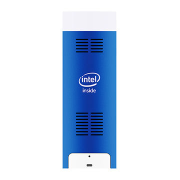 Mini PC stick, Intel Cherrytrial Z8350, 2GB/32GB, built-in fan, supports Windows and Android OS