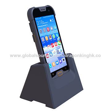 5-inch Portable Handheld 2D Barcode Scanner Reader, Data Collector, NFC Terminals, Industrial PDAs